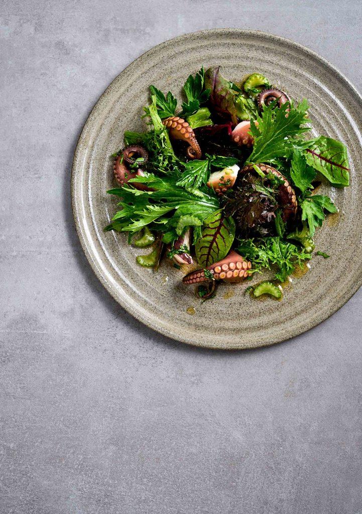 Werde Wieder Mensch Rezept: Pulpo Salat